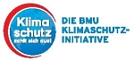Logo Klimainitiative © bmu