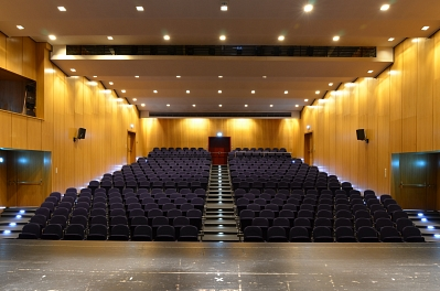 Theater am Dannhalm Saal©Stadt Jever